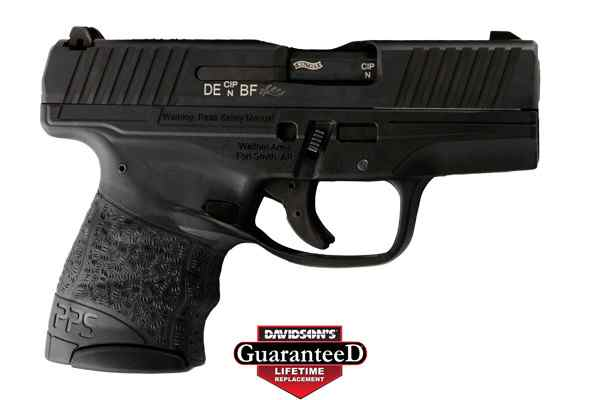 WALTHER PPS M2 9MM PST 6/7RD B FS